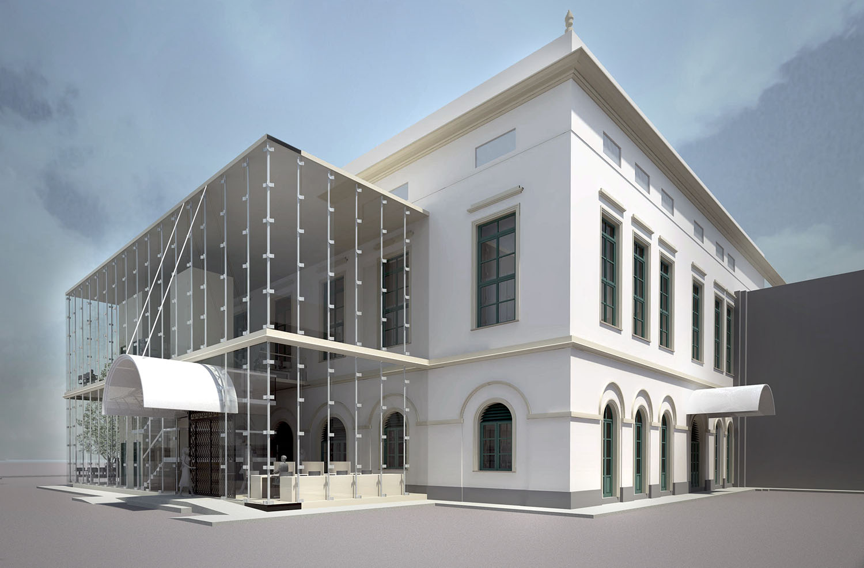 patrimonio historico Patrimônio Histórico e a Arquitetura Hospitalar