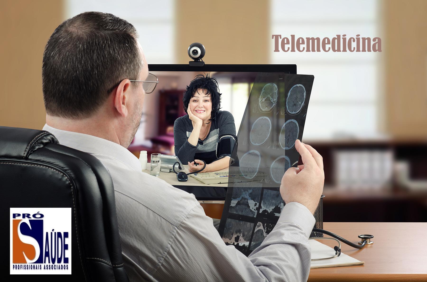Telemedicina Telemedicina e a aproximação do paciente aos serviços de saúde